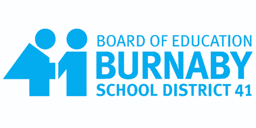 board of education burnaby logo