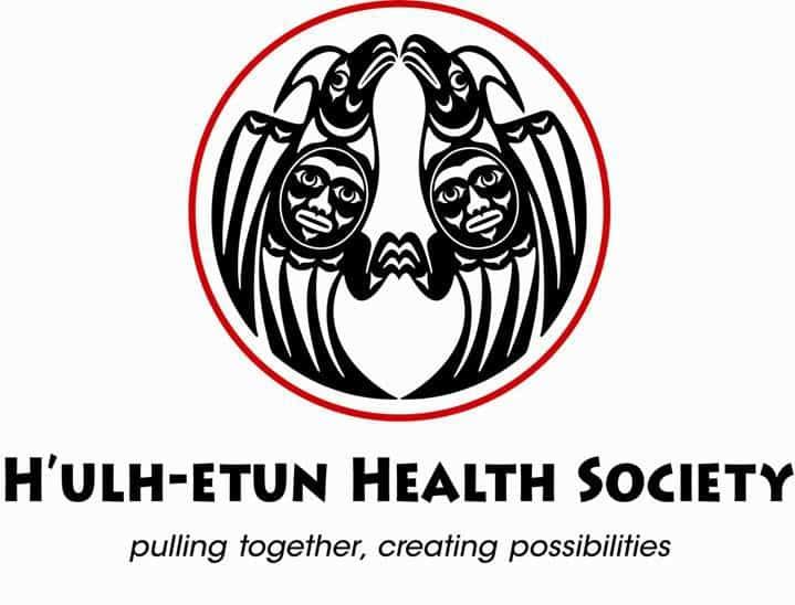 h'ulh-etun health society logo
