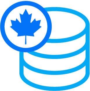 canadian database icon