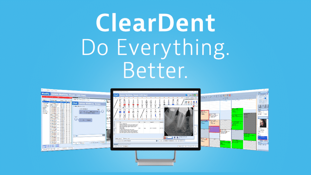 cleardent dental software