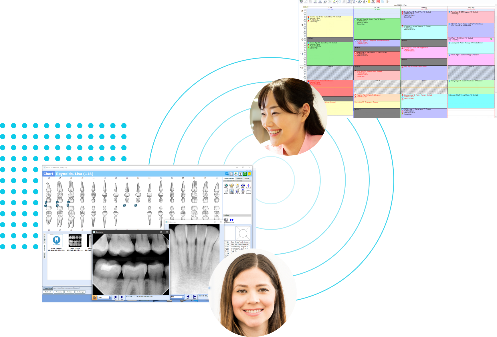 dental practice management software