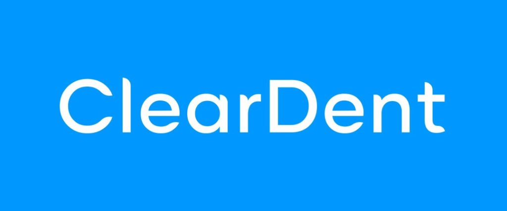 Introducing our new ClearDent logo